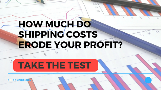how much shipping costs erode your profit