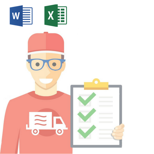 Shipment Tracking Template Excel
