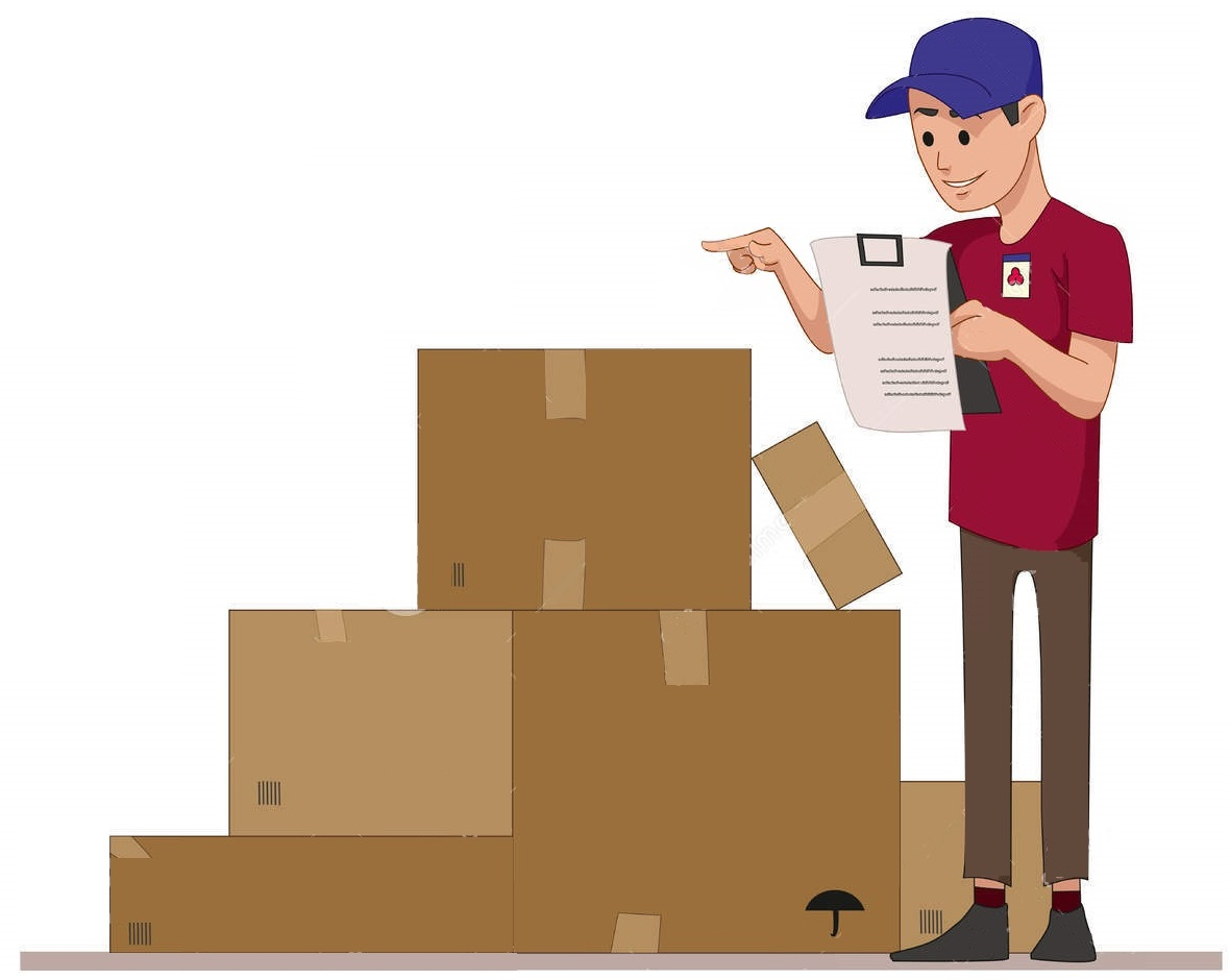 shipping list template