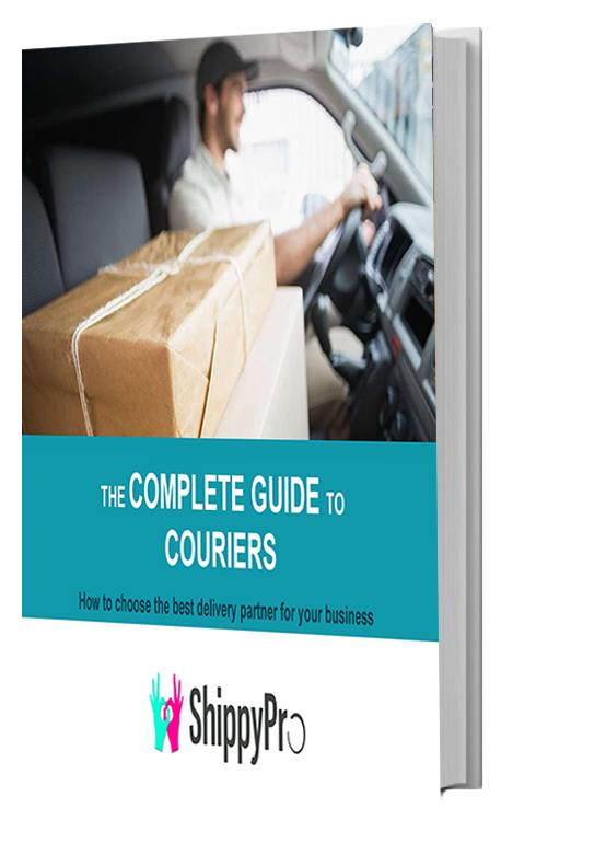 How to choose the best courier service for e-commerce - FREE EBOOK