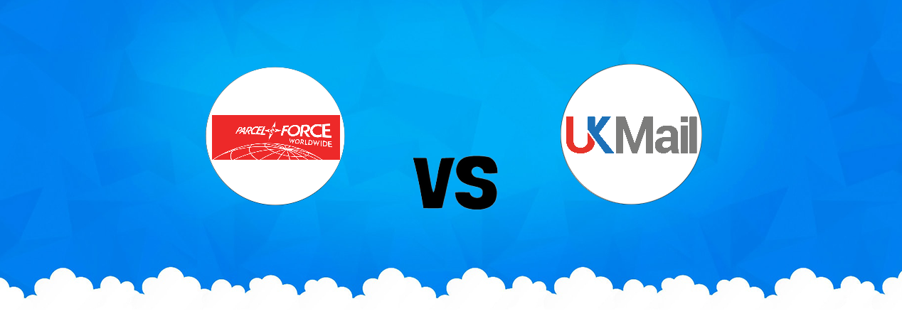 Parcel Force vs UK Mail