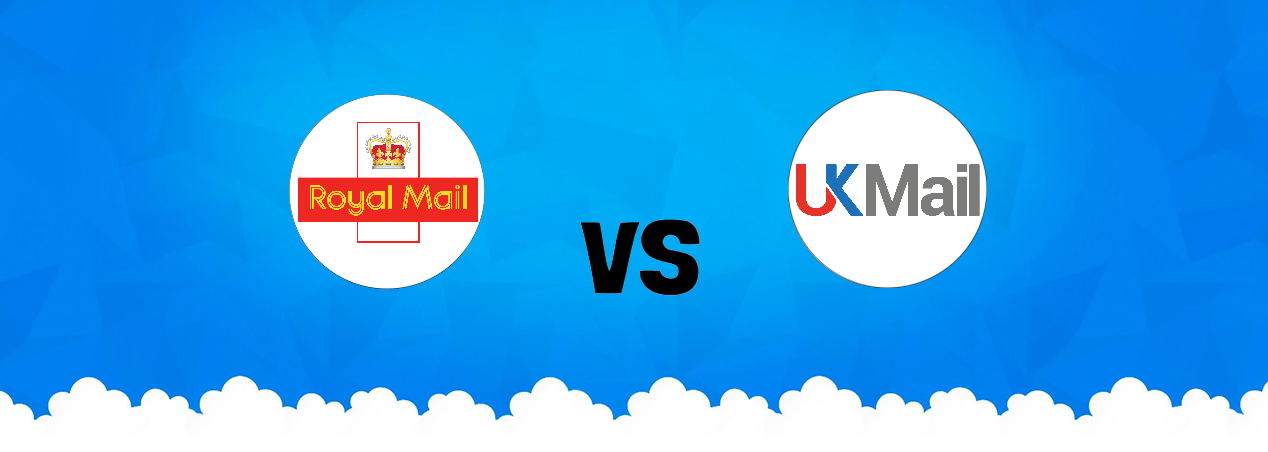 Royal Mail vs UK Mail