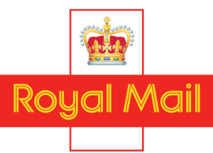 Best european courier: logo Royal Mail
