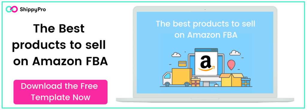 Free Template: The Best products to sell on Amazon FBA