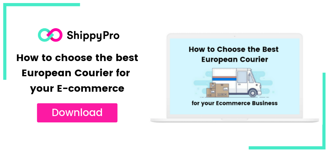 How to choose the best European Courier for your E-commerce