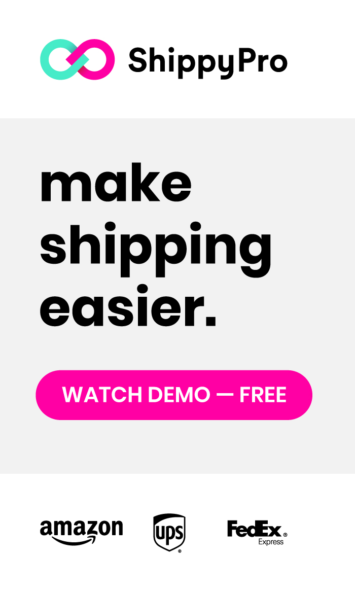 watch demo shippypro