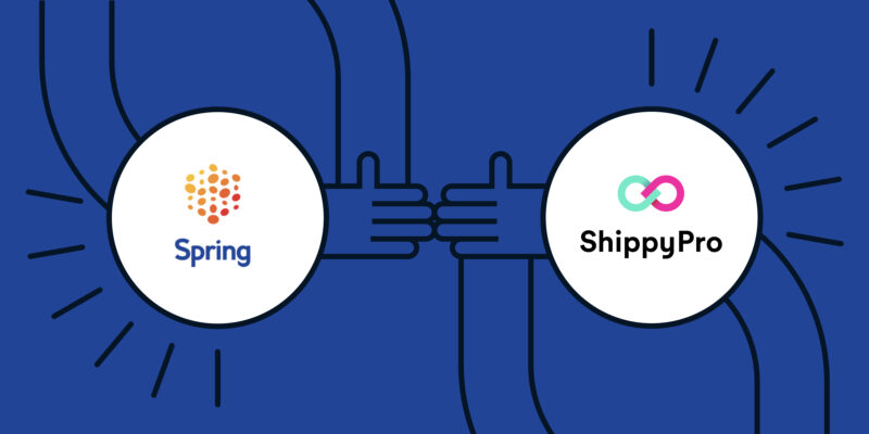 ShippyPro and Spring