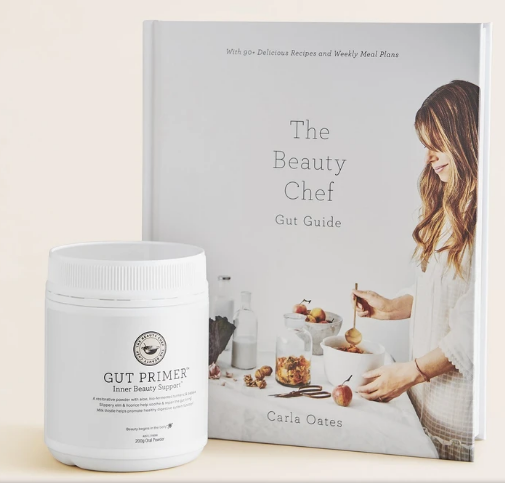 ecommerce product bundle example from The Beauty Chef